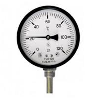 Термометры биметаллические ТБП63, ТБП100, ТБП160